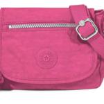 Kipling Sabian Alabaster Crossbody Mini Bag