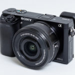 sony a6000 with accessories lens