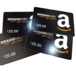 Amazon gift card reload