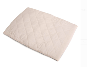 Quilted Pack n play sheets