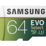 Samsung 64GB Micro SD Memory Card