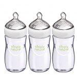 NUK Simply Natural Baby Bottles